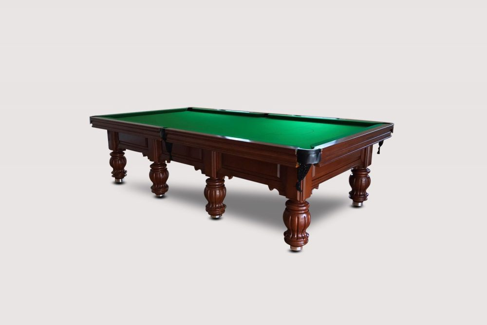Traditional Pool Table 2