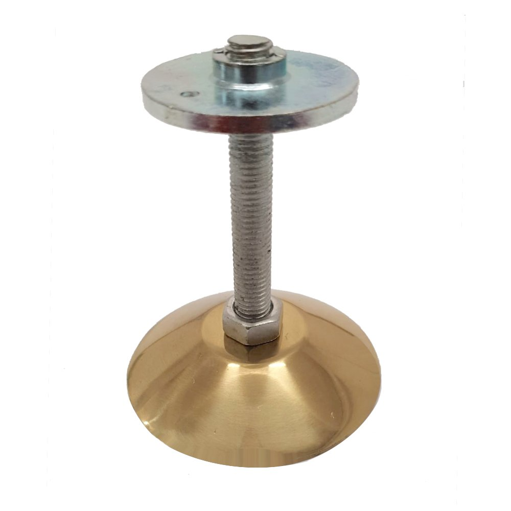 Adjustable Plain Small Foot (includes Flange, bolt and nut) 1