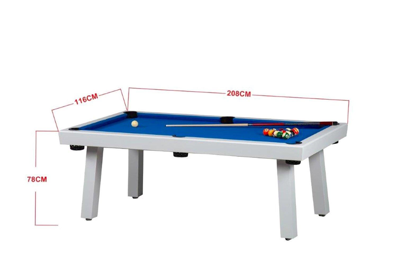 Aura Outdoor Pool Table 10