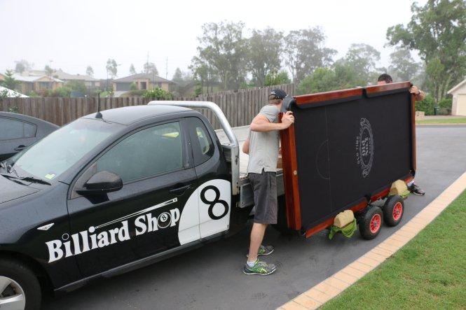 Pool and Billiard Table Removals 20