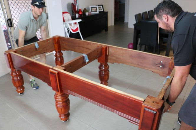Pool and Billiard Table Removals 22